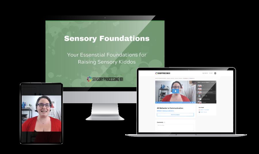 Congratulations! - Sensory Foundations - Sensory